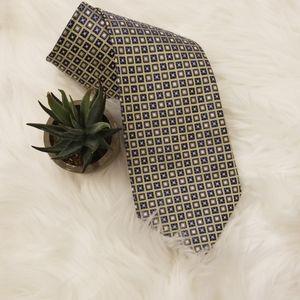 Jones New York Mens Silk Tie